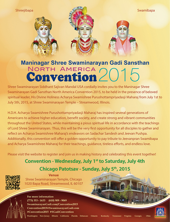 North America Convention 2015