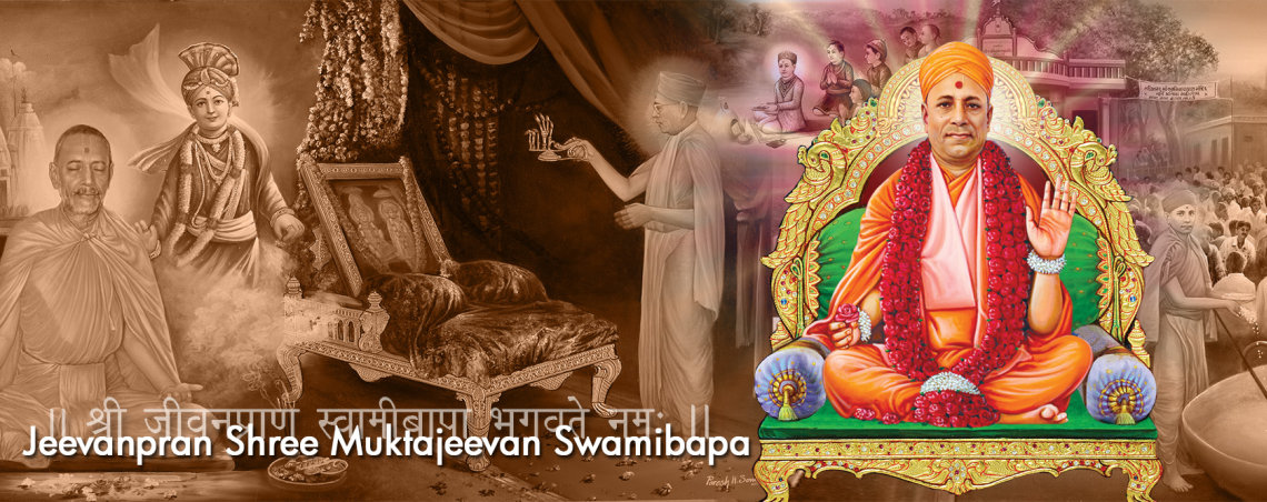 The Eminence of Gurudev Jeevanpran Swamibapa