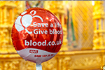 2000 units of blood collected over 20 Blood donation sessions held by Shree Swaminarayan Mandir, Kingsbury,