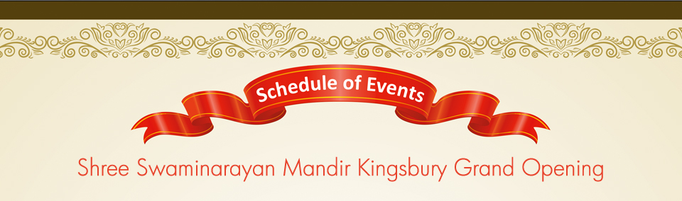 Shree Swaminarayan Mandir London
