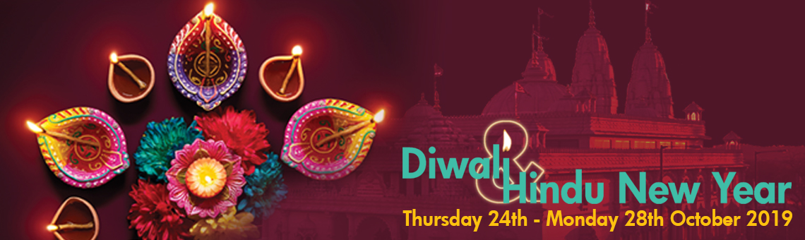 Diwali and New Year Festivities