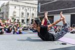 Shree Swaminarayan Mandir Kingsbury calls for peace and tolerance on International Yoga Day