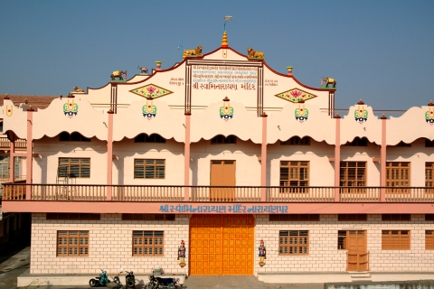 Shree Swaminarayan Temple Naranpur