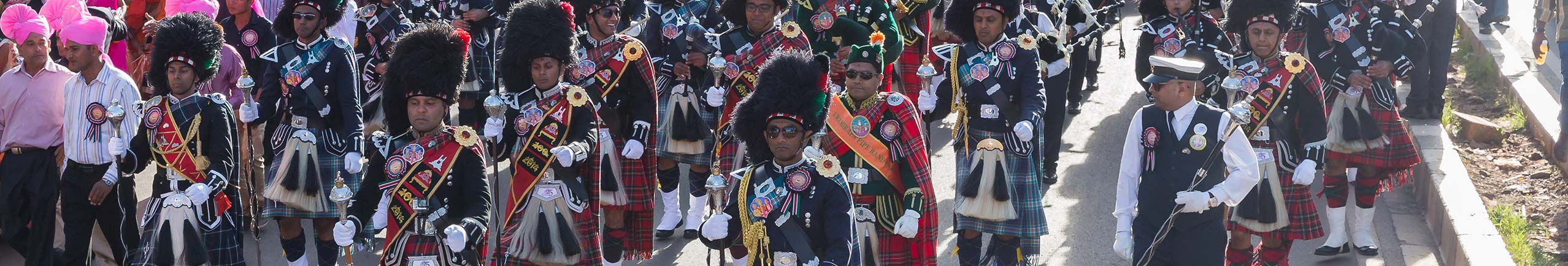 Shree Muktajeevan Swamibapa Pipe Band