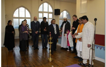 Special Prayer Assembly for the Victims of the Terrorist Attacks in Mumbai, India - Update
