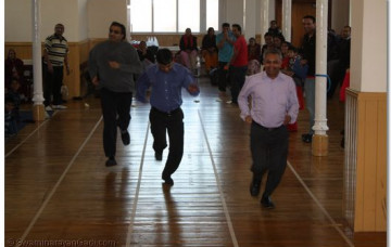 Bolton Shibir/Sports Day