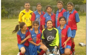 Swaminarayan Gadi Football Club Bolton crowned SKLPC Ladies Football Champions