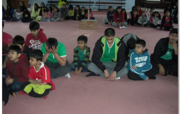 Bolton Shibir/Sports Day 2011