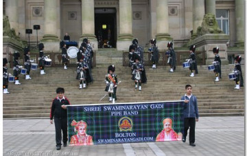 Bolton Celebrates the Queen's Diamond Jubilee