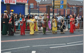 The Olympic Torch Journey Through Bolton (Update)