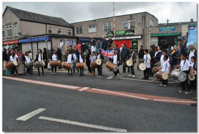 Dhol performances