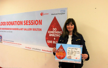 Blood Donation Bolton