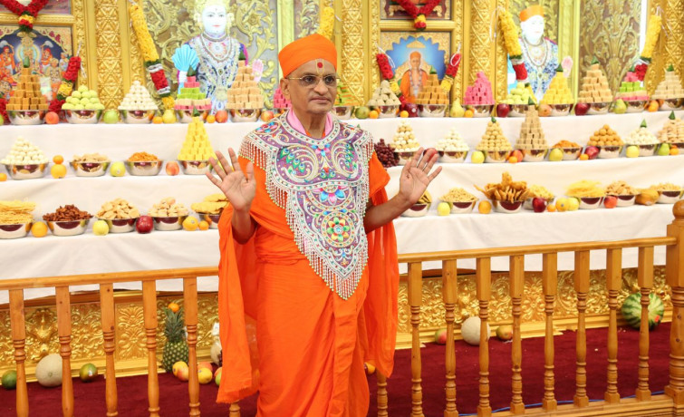 Shree Swaminarayan Temple, Chicago - 5th Patotsav Celebrations