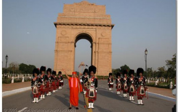 Visit to India Gate