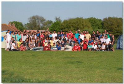 Jeevan Ghadtar Satsang Shibir London - Camp 2011