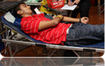 Blood Donation Session - Sunday 17th Nov 2013