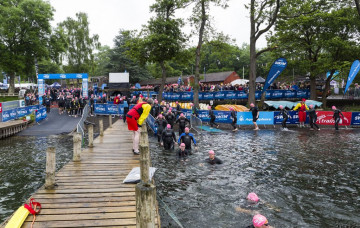 Great North Swim - Lake Windermere