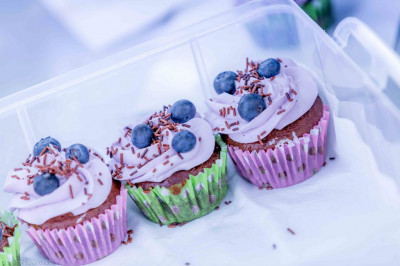 Delicious cup cakes on offer to raise money