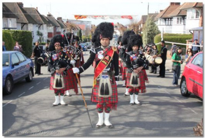 Shree Muktajeevan Pipe Band