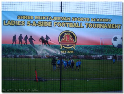 SMSA Ladies 5-a-Side Football Tournament