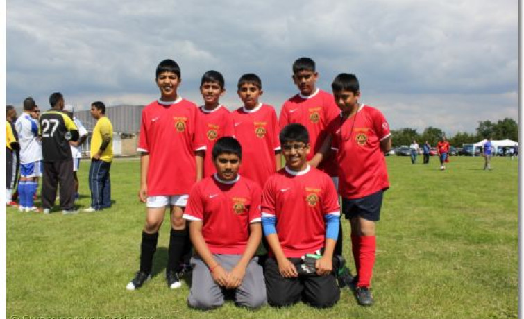 SKLP Football Tournament 2011