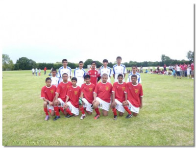 Under 16s final - Swamibapa FC U16s A vs BYC Vinci