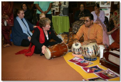...and the dhol.....