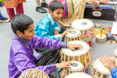 A try out on tabla