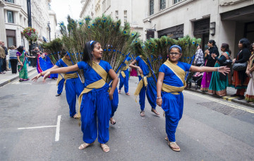 Central London Parade (Nagar Yatra)