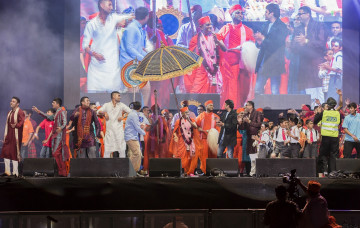 Shree Swaminarayan Mandir Kingsbury - Grand Opening - Musical Drama