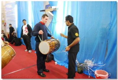 Dhol playing lessons