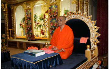 Jeevanpran Swamibapa Purnatithi in London