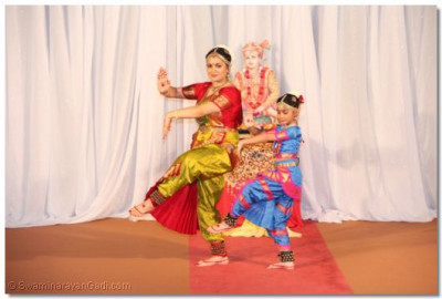 An oothava tandava classical dance performance