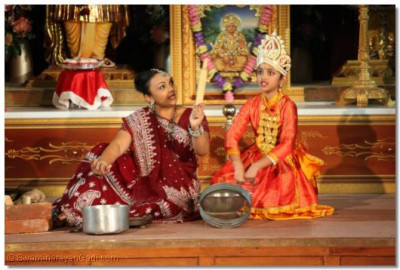 Vah Re Ghanshyam - Lord Ghanshyam wants to eat but the food is not ready