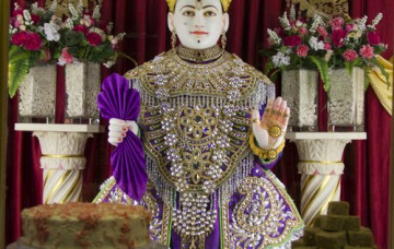Shree Swaminarayan Jayanti celebrations in London 2014 - Updated