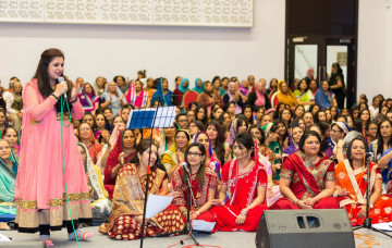 Bhakti Sangeet Evening Kicks Off First Anniversary Celebrations With A Bang