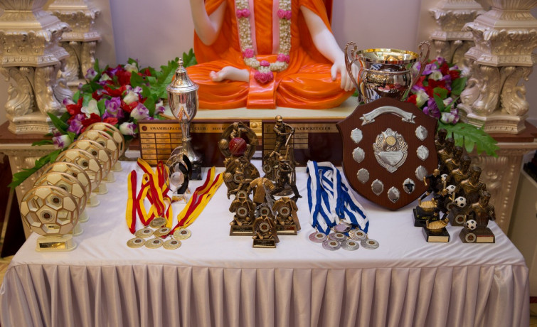Kingsbury Mandir Celebrates Academic and Sporting Excellence