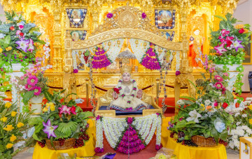 Janmashtami Celebrations Attracts Hundreds of Visitors in London