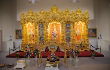 234th Anniversary Celebrations of Lord Swaminarayan's Arrival on Earth