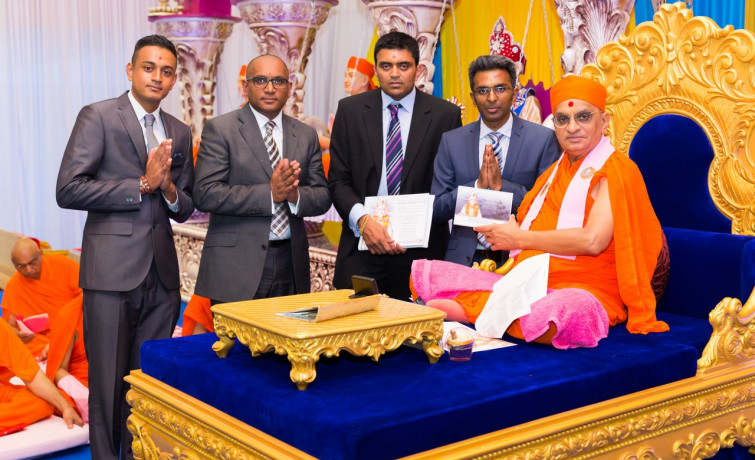 Shree Swaminarayan Mandir, Kingsbury celebrates another record year of educational excellence