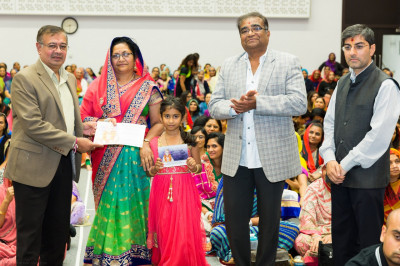 Jashuben Vasudev Vekaria recognised for achieving National Teacher of the Year award for Primary School