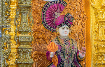 Shree Swaminarayan Mandir Kingsbury hosts its first Open Day