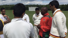 Kenyan Cricketing Star to Coach Swamibapa Cricket Club