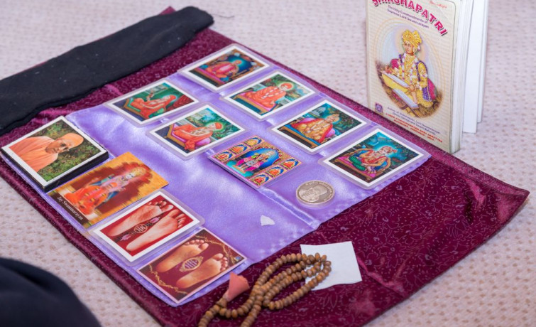 Pooja workshop proves popular with youngsters