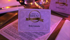 Muks Rabadia of Shree Swaminarayan Mandir Kingsbury honoured with Pride of Brent Award