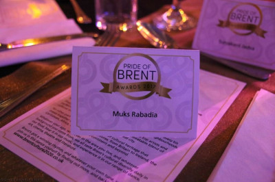 Pride of Brent Awards 2017