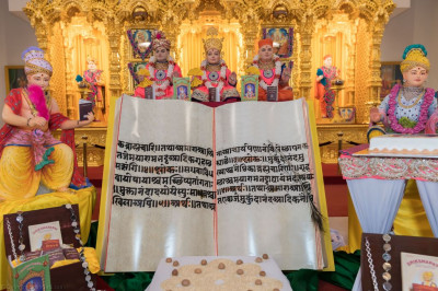 191st anniversary celebrations of Shikshapatri