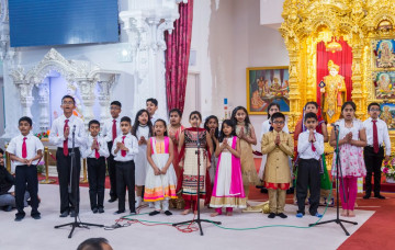 Swamibapa Gujarati Class Assembly - 236th anniversary of Lord Shree Swaminarayan
