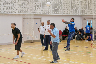 Swamibapa Volleyball Club host an all day volleyball charity event raising thousands of pounds for Save The Children