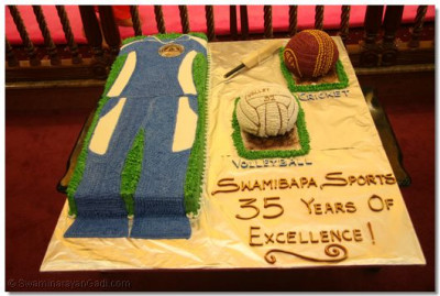 The occasion cake